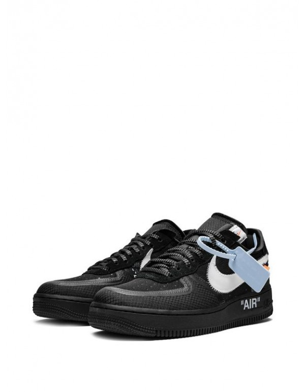 Nike X Off-White The 10th: Air Force 1 low sneakers