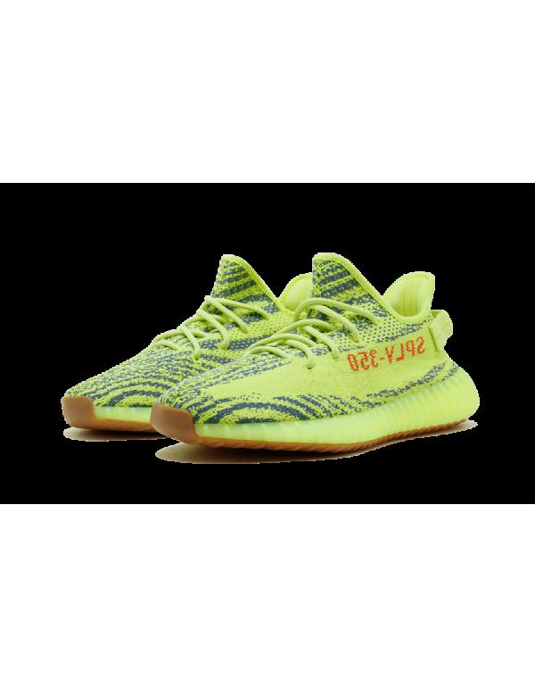 "Adidas Yeezy Boost 350 V2 Shoes ""Semi Frozen"" – B37572"
