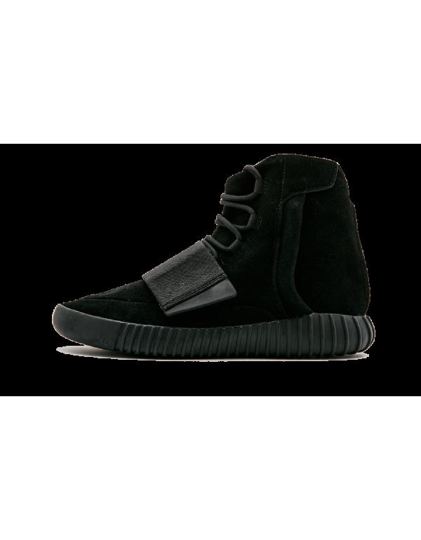 "Adidas Yeezy Boost 750 Shoes ""Triple Black"" �..."