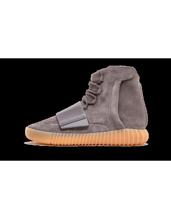 "Adidas Yeezy Boost 750 Shoes ""Grey Gum"" – BB..."