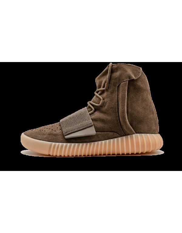 "Adidas Yeezy Boost 750 Shoes ""Chocolate"" – B..."