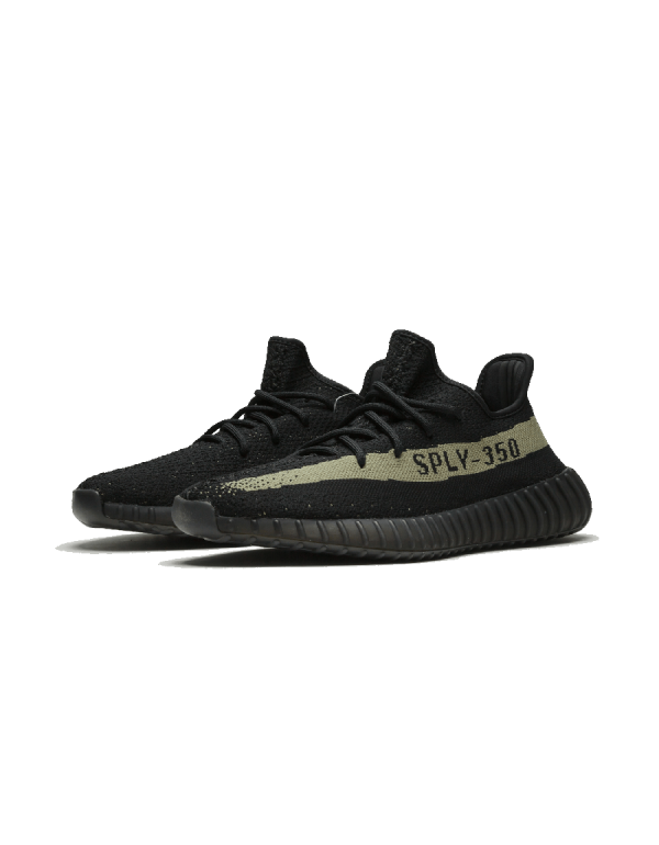 """Adidas Yeezy Boost 350 V2 Shoes """"Green"""" – BY9611"""