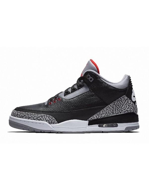 Air Jordan 3 OG 'Black Cement'