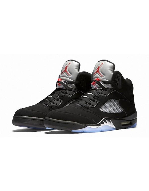 Air Jordan 5 OG 'Black Metallic'