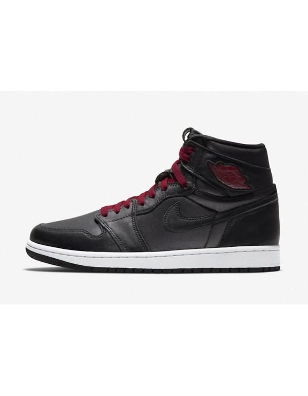 """Air Jordan 1 High OG """" Black Satin"""" 5550..."""