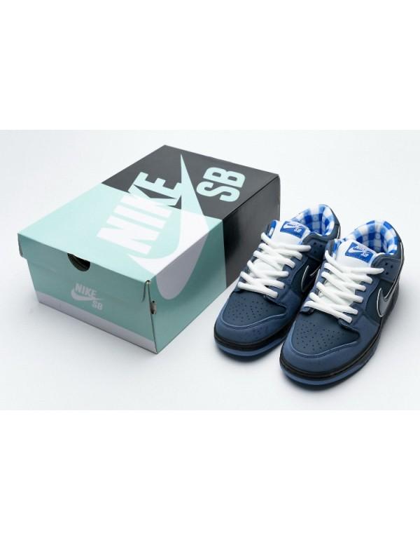 Nike SB Dunk Low Pro Blue Lobster 313170 342