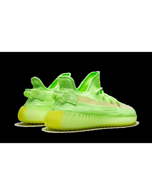"Adidas Yeezy Boost 350 V2 Shoes ""Glow in the Dark"" – EG5293"