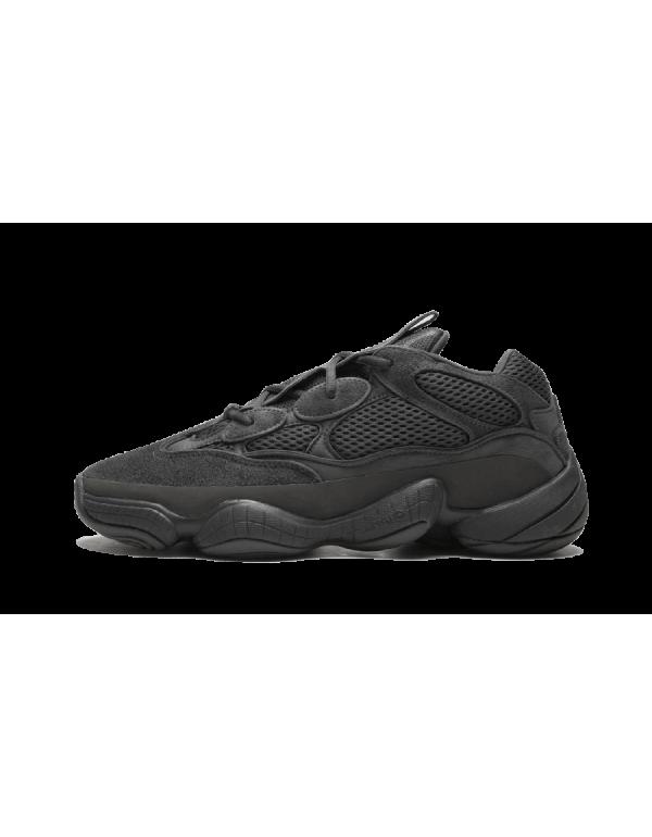 "Adidas Yeezy 500 Shoes ""Utility Black"" – F36..."