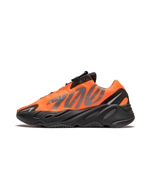 "Adidas Yeezy Boost 700 Shoes MNVN ""Orange"" –..."