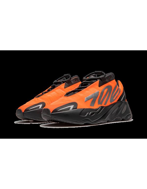 "Adidas Yeezy Boost 700 Shoes MNVN ""Orange"" – FV3258"
