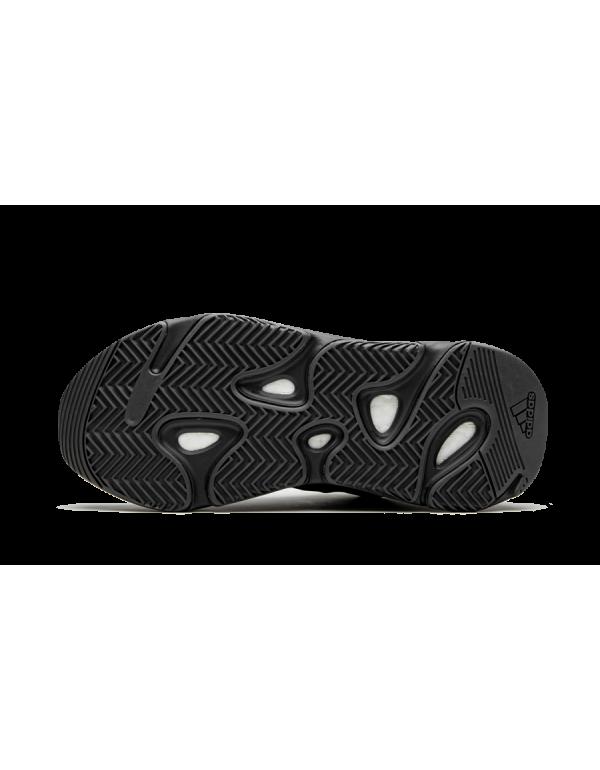 "Adidas Yeezy Boost 700 Shoes MNVN ""Triple Black"" – FV4440"