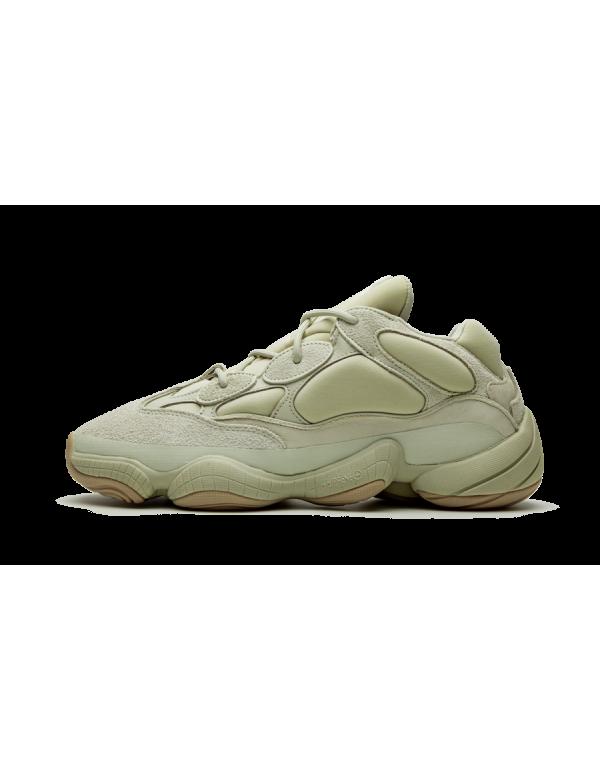 "Adidas Yeezy 500 Shoes ""Stone"" – FW4839"