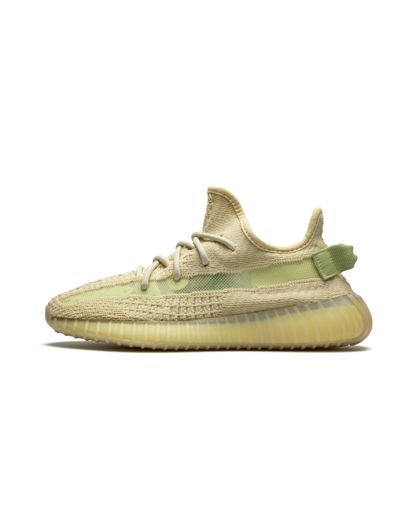 """Adidas Yeezy Boost 350 V2 Shoes """"Flax"""" – FX9..."""