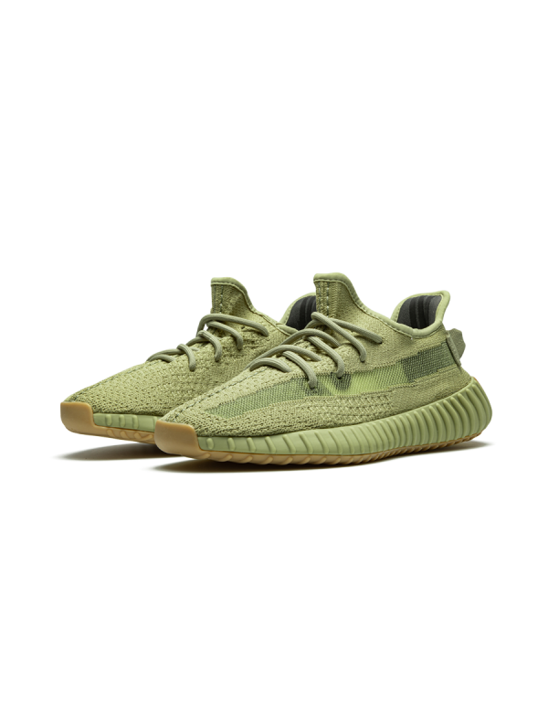 """Adidas Yeezy Boost 350 V2 Shoes """"Sulfur"""" – FY5346"""
