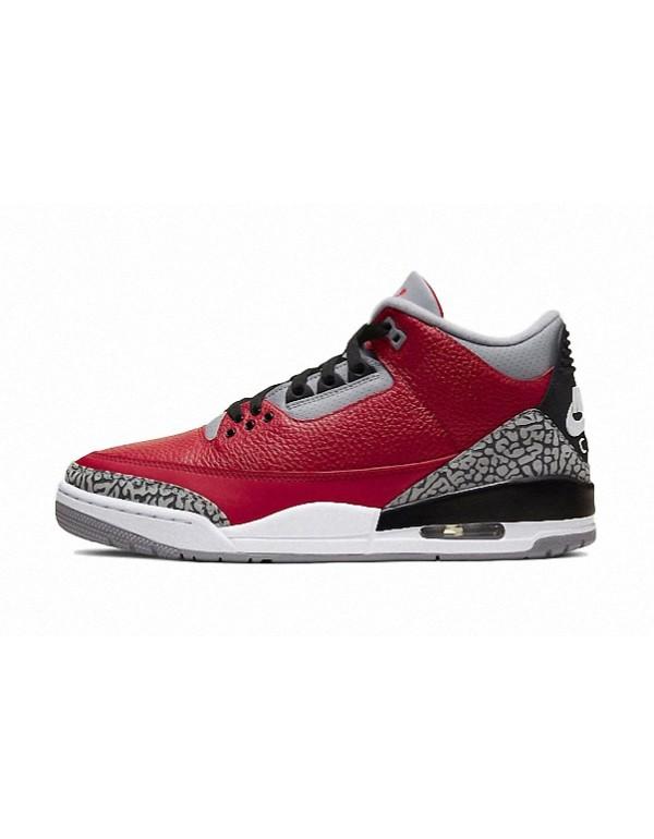 Air Jordan 3 SE 'NIKE CHI' Fire Red