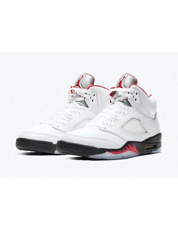 Air Jordan 5 'Fire Red'