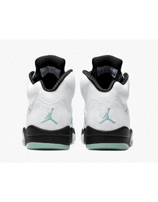 Air Jordan 5 'Island Green'