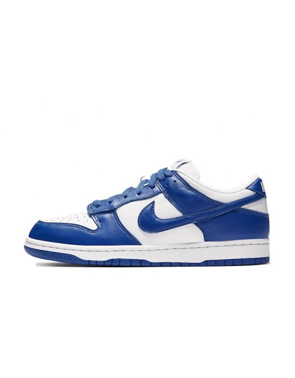"""Nike Dunk Low """"Kentucky"""" CU1726-100"""