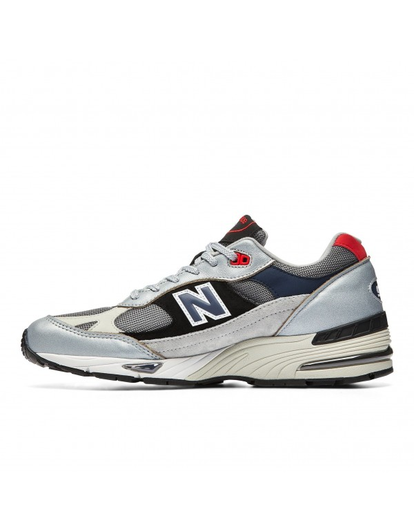 New Balance MADE IN UK 991 silver gray