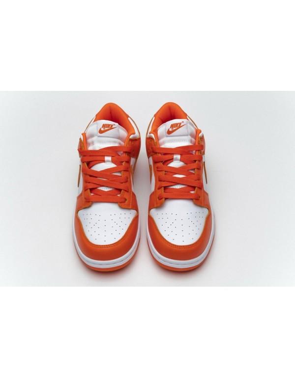 "Nike Dunk Low ""Syracuse""Orange Blaze CU1726-101"