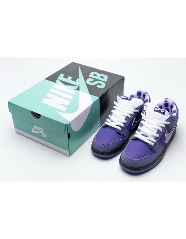 "Nike SB Dunk Low ""Purple Lobster"" BV1310-555"