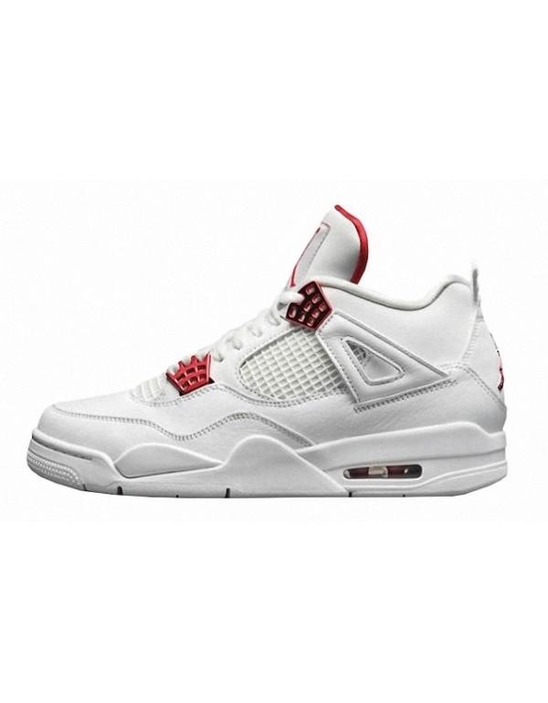 Air Jordan 4 'Red Metallic'