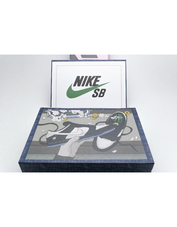 Nike SB Dunk Low Staple Panda Pigeon BV1310-013
