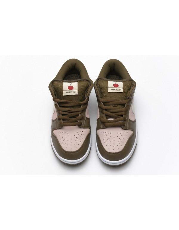 Nike Dunk SB Low Stussy Cherry 304292-671