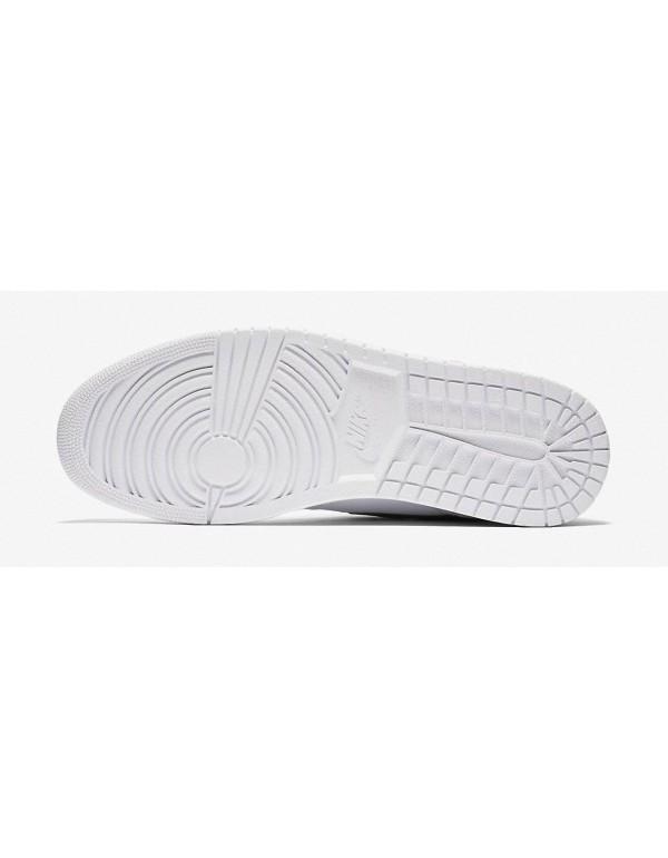 """Air Jordan 1 Retro High OG White-Black""""Premium Essentials"""" Pack 555088-011"""