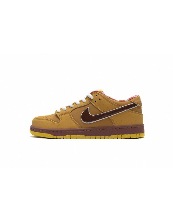 "Nike Dunk SB Low ""Yellow Lobster ""  313170-137..."