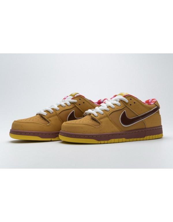 "Nike Dunk SB Low ""Yellow Lobster ""  313170-137566"
