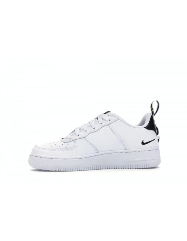 Nike Air Force 1 Low Utility White Black (GS)