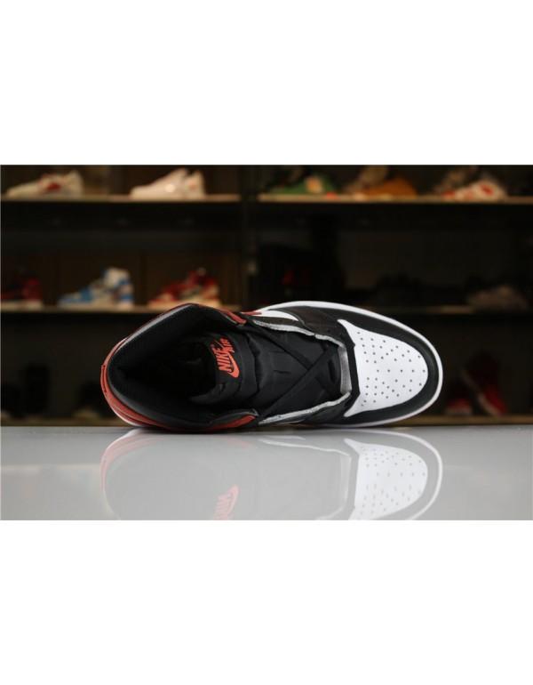 Air Jordan 1 Retro High OG 6 Rings Summit White/Black-Track Red 555088-112
