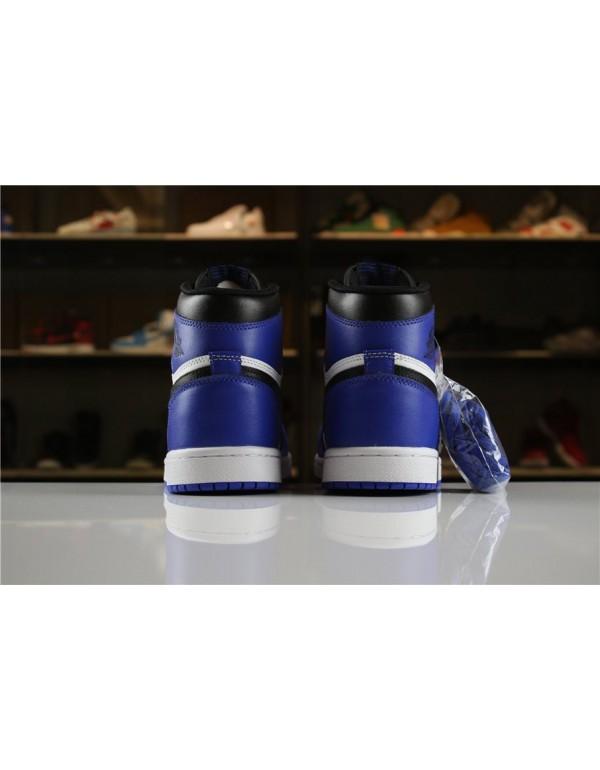 Men's and Women's Air Jordan 1 Retro High OG Game Royal 555088-403 For Sale