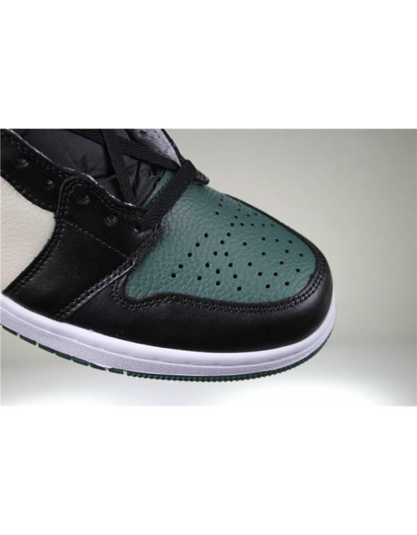 Air Jordan 1 Retro High OG Pine Green/Sail-Black 555088-302