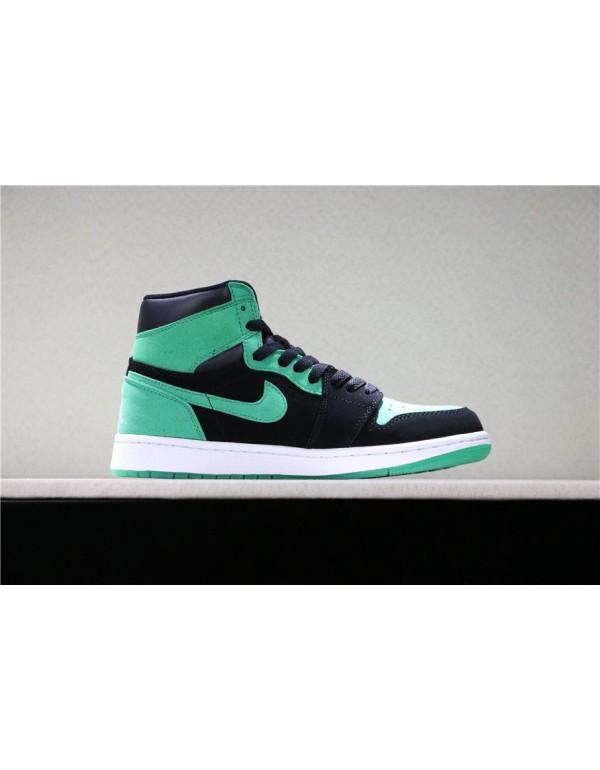 2018 XBOX x Air Jordan 1 Mid E3 Green Glow-In-The-...