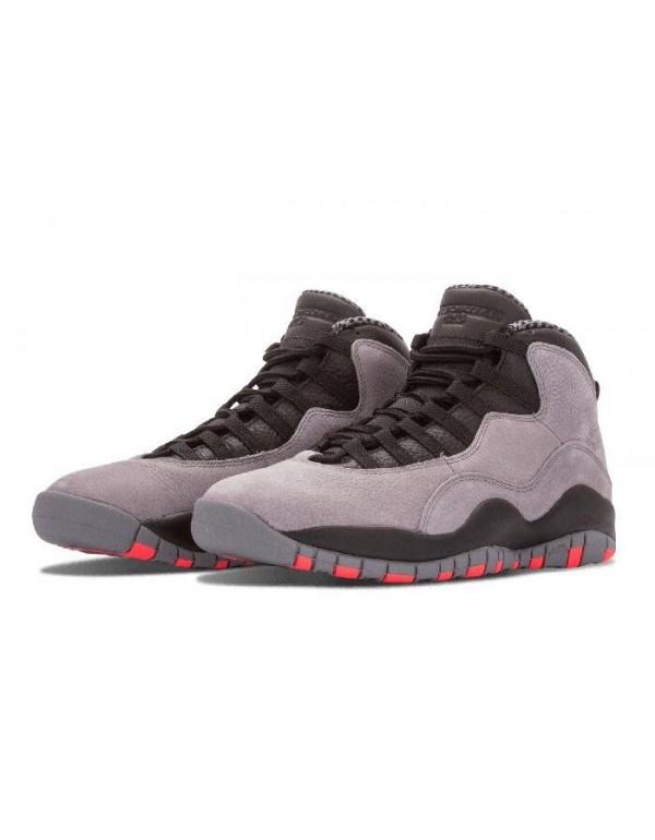 Air Jordan 10 Retro Cool Grey 310805-023 For Sale