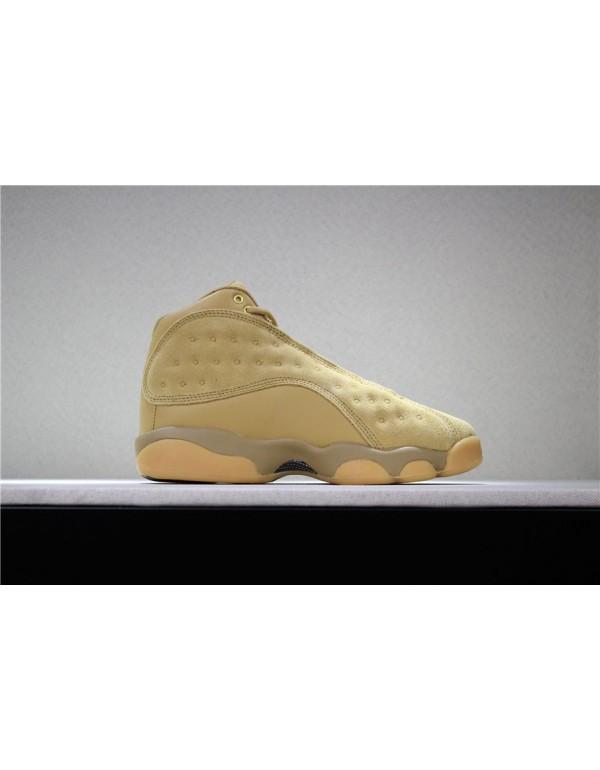 Air Jordan 13 Wheat Golden Harvest/Elemental Gold ...