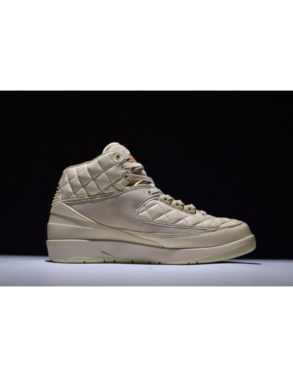 Just Don x Air Jordan 2 Retro Beach 834825-250 On ...