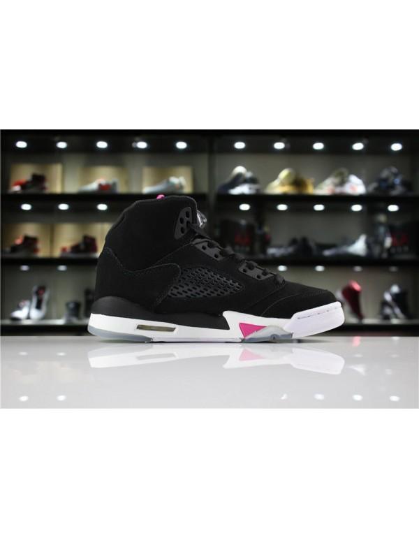 Air Jordan 5 GS Deadly Pink 440892-029 For Sale