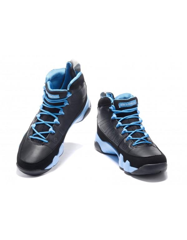 Air Jordan 9 Retro Slim Jenkins Black/Matte Silver...