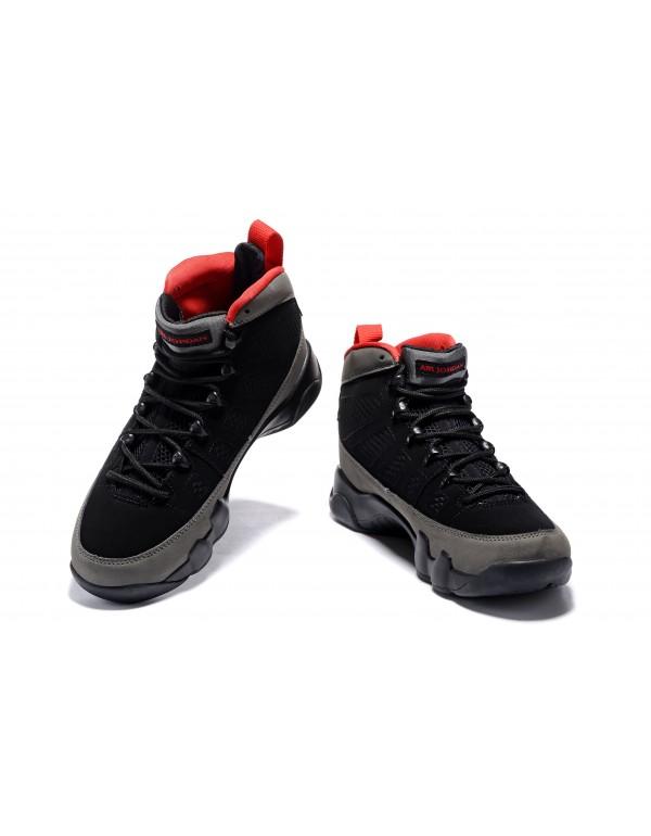 Air Jordan 9 Retro Charcoal Black/Dark Charcoal-Tr...
