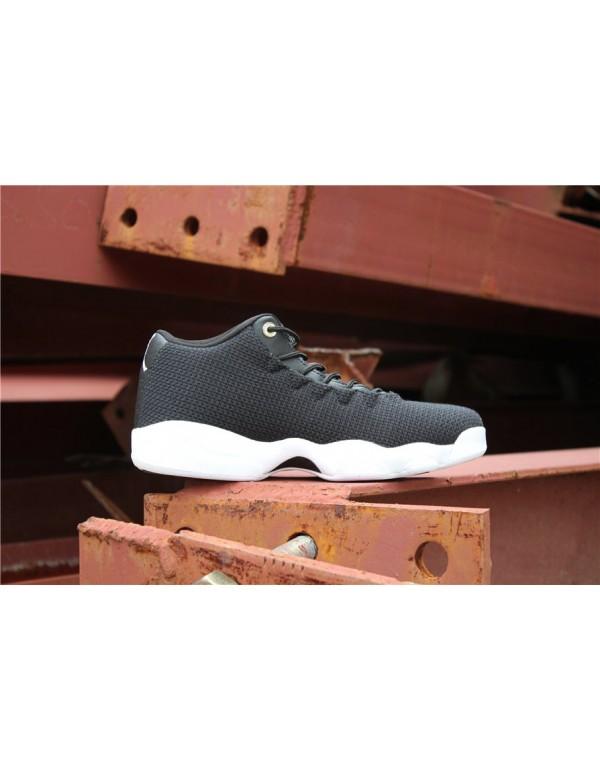New Air Jordan Horizon Low AJ13 Black/White Free S...