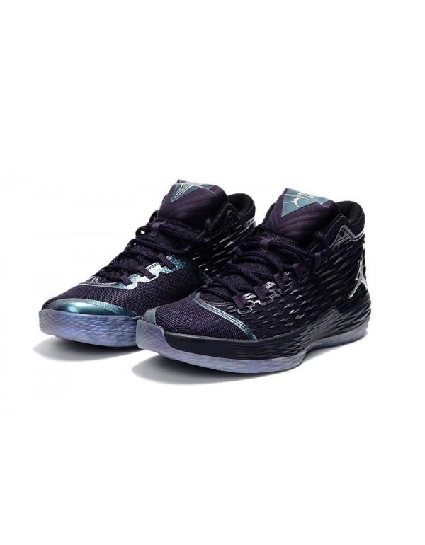 Jordan Melo M13 Chameleon Purple Dynasty/Metallic ...