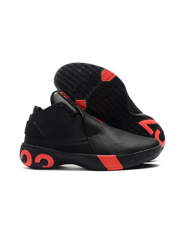 Jordan Ultra Fly 3 Black/Gym Red For Sale