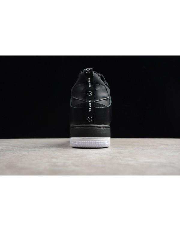 New Afiultra Fragmet Design Mid Black/White Men's Size 889096-001