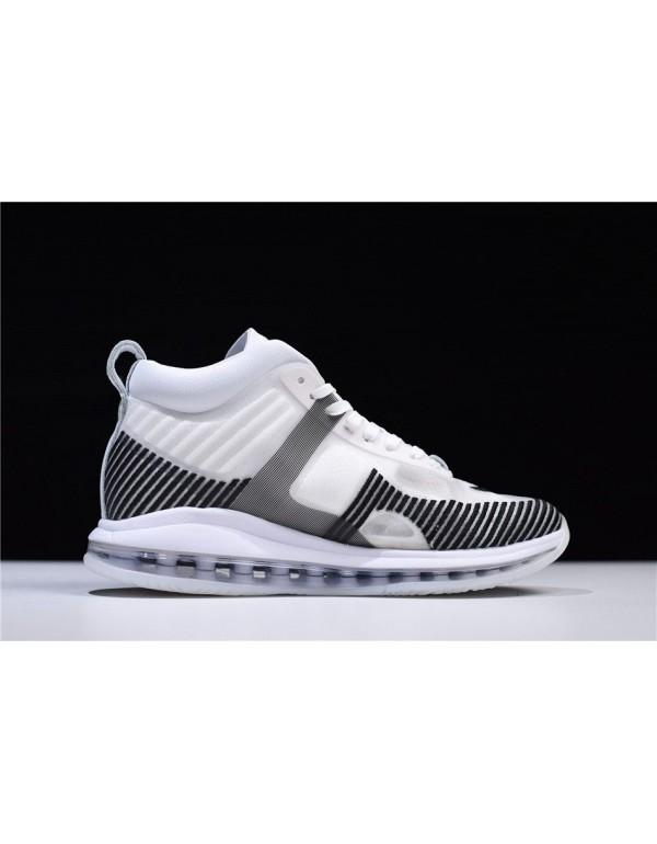 Nike LeBron x John Elliott Icon QS White/Black AQ0...