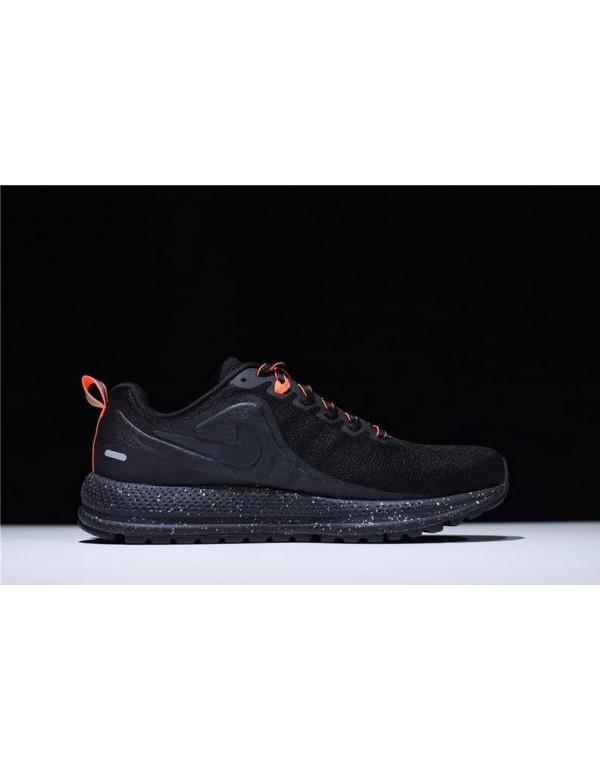 Men's and Women's Nike Air Zoom Vomero 13 Black Ca...