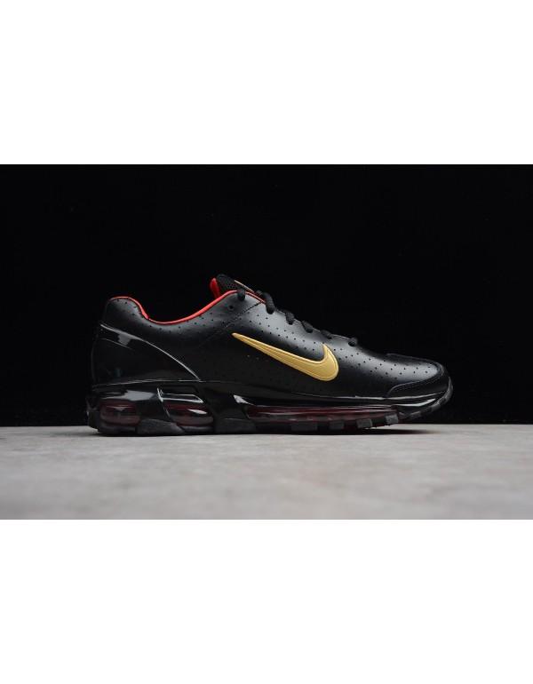 Nike Air Max 2003 SS Black/Red-Metallic Gold 31103...