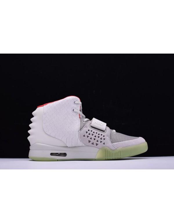 Nike Air Yeezy 2 NRG Wolf Grey/Pure Platinum 50821...